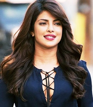 Priyanka Chopra Is Back On Quantico Sets Jharkhand Mirror