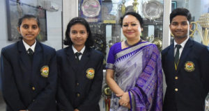 dps-bokaro-students-selected-for-international-youth-camp-in-germany-along-with-dr-hemlata-s-mohan