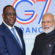 PM Modi held wide-ranging talks with Senegal President Macky Sall