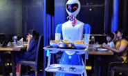 Bangalore gets first Robot Restaurant