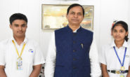 Two DPS Bokaro Students get scholarship to Sri Lanka