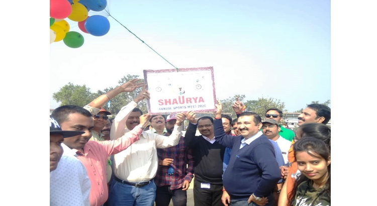 Sports event 'Shaurya-2020' kicks-off