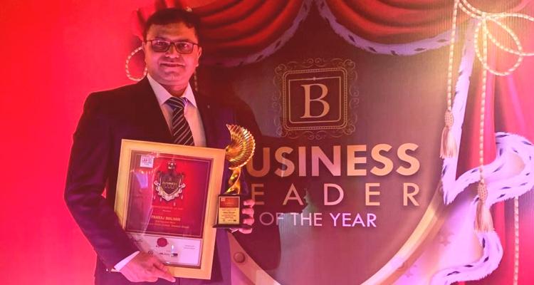 Vedanta-Electro Steel's CEO gets 'Business Leader of the Year Award'