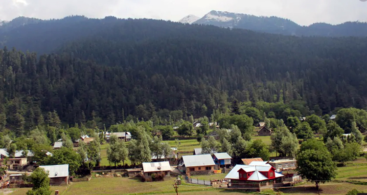 Now, any Indian can buy land in Jammu and Kashmir