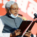 Nitish Kumar takes oath as Chief Minister Bihar