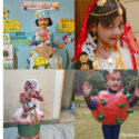 DPS Bokaro holds Fancy Dress Competition