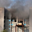 Fire breaks out at Serum Institute building in Pune
