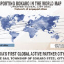 Bokaro shines on GAC World Map
