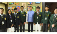 Six students of DPS Bokaro qualifies for Nationals of VVM