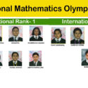 Remarkable performance of DPS Bokaro students in International Maths Olympiad