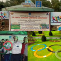 Country's first iconic Olympics Garden inaugurated at Bokaro
