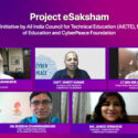 """AICTE, CyberPeace Foundation launches """"eSaksham"""" to develop skills in CyberSecurity"""