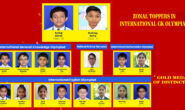 DPS Chas students script history wins 78 Gold medals in various Olympiads