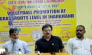 GGPS Chas to hold W. G. Morgan Volleyball workshop