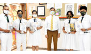 DPS Bokaro students win Glittering Trophies in Competitions